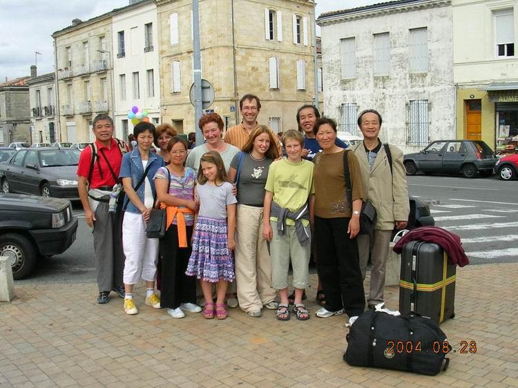 法国意大利自助游散记 - duve - Nagho kaj Esperanto